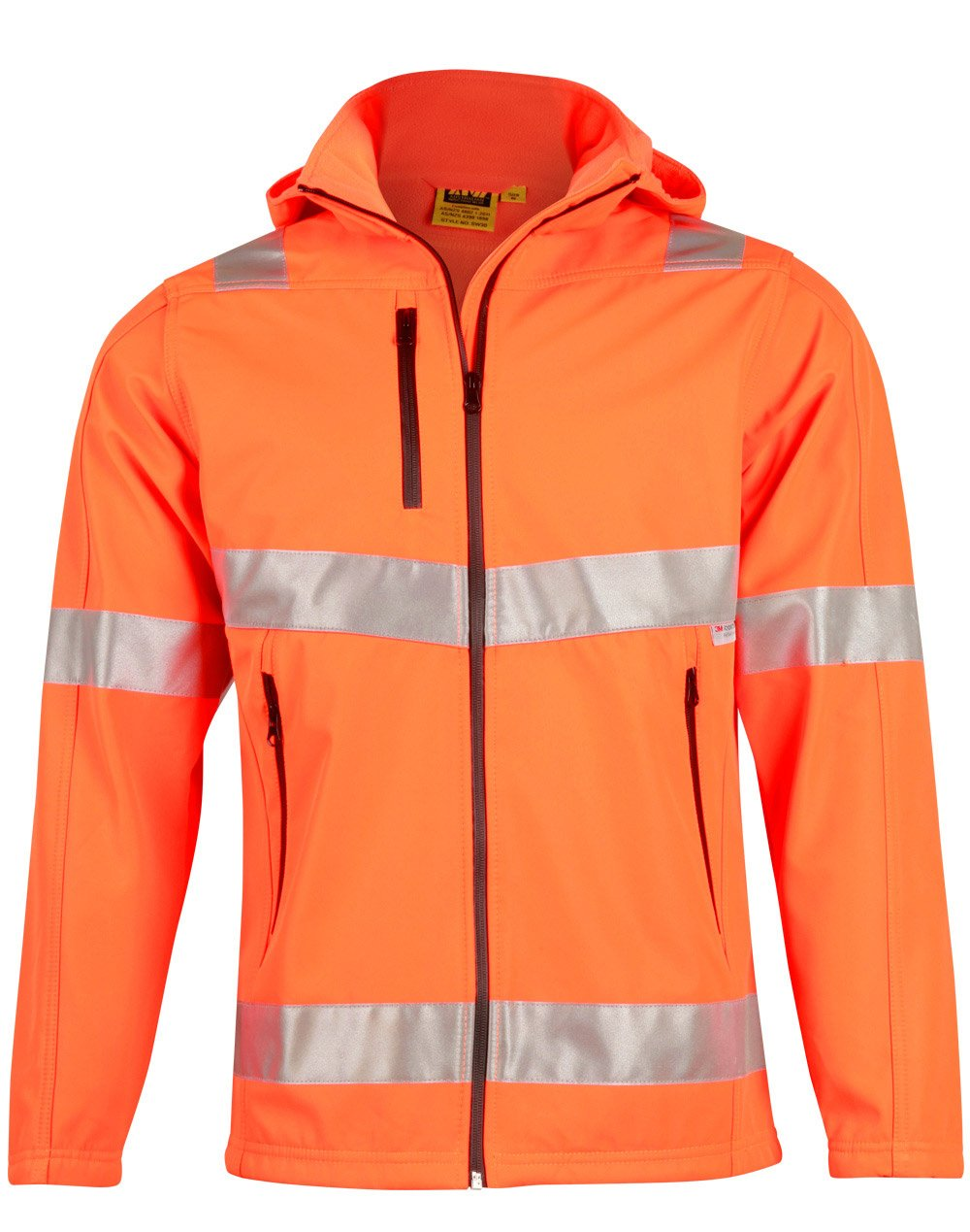 Hi-Vis Safety Jacket - Unisex