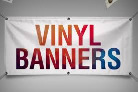 Vinyl Banners  view