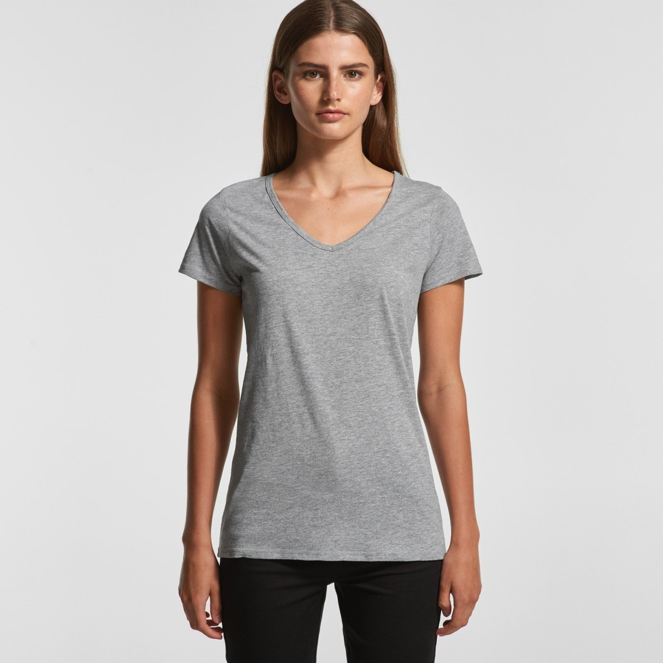 Women's Bevel V-Neck Tee